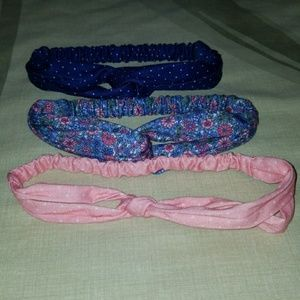 Carter's 3 pack headwraps.